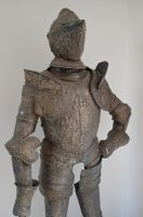 Melford Hall, Suit of armour