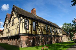 Merchant Adventurers Hall