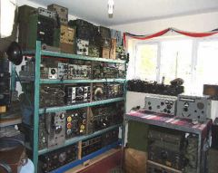 Military Wireless Museum, Signalling equipment displays