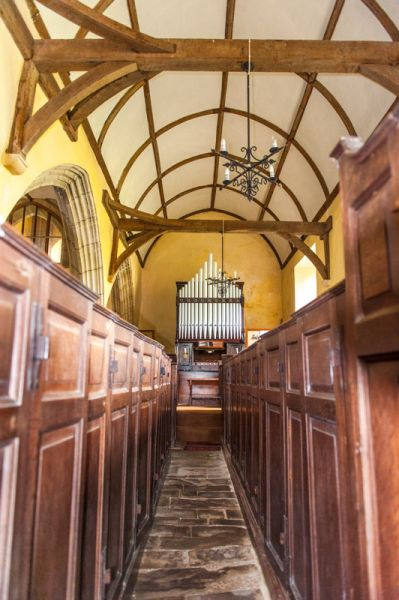 Molland St Mary S Church Historic Devon Guide