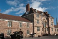 Great Castle House and regimental museum