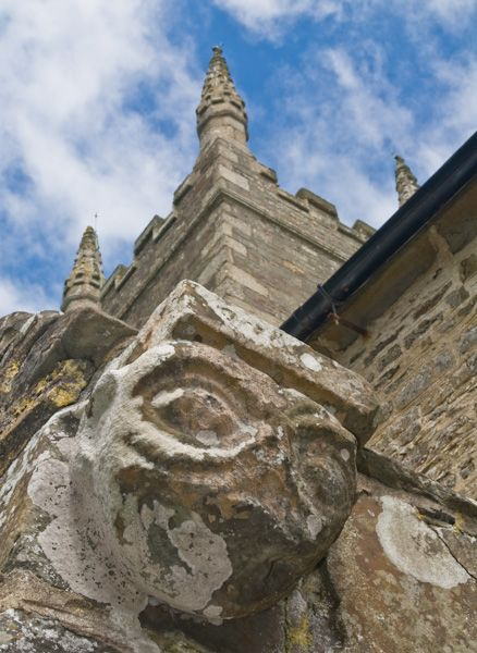 Morwenstow, St John's Church photo, Gargoyle