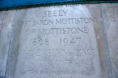 Memorial to the First Baron Mottistone