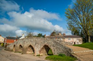 Moulton Packhorse Bridge