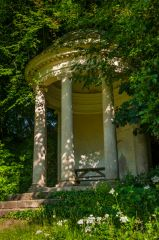 Mount Edgecumbe House and Country Park, Milton's Temple