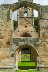 Mount Grace Priory church