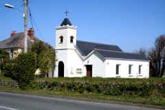 Mullion's Roman Catholic church (c) Dr Neil Clifton