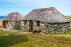 Skye Museum of Island Life, Tow of the smaller cottages