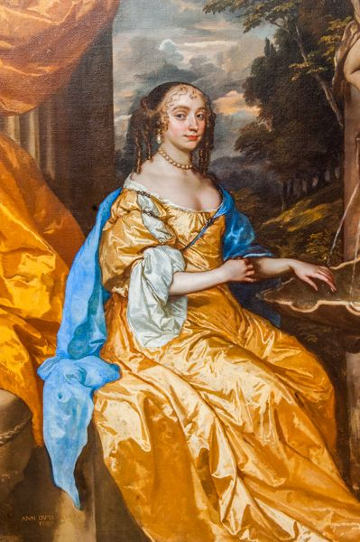 Scottish National Portrait Gallery photo, Anne Hyde, Duchess of York, by Sir Peter Lely