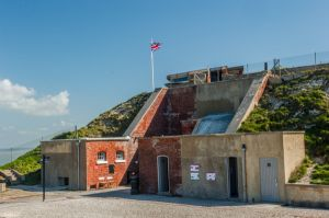 Needles Old Battery