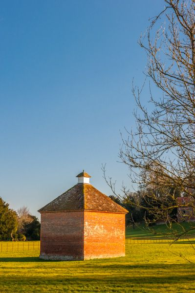Netheravon Dovecote photo, The dovecote from the Millenium public park