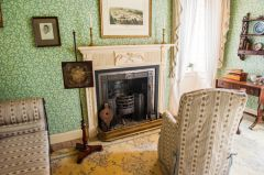 Robert Owen's House sitting room