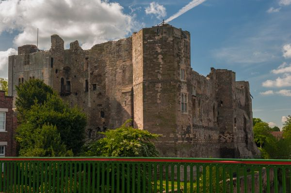 Newark Castle photo, The view from the river