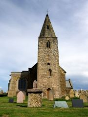 Newbiggin-by-the-Sea, St Bartholomew's church (c) Andrew Curtis