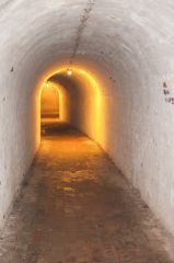 The 'haunted tunnel'