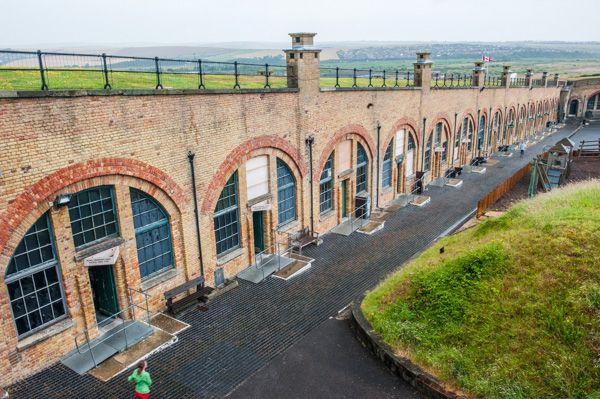 Newhaven Fort - History, Travel, and accommodation information