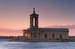 Normanton church, Rutland