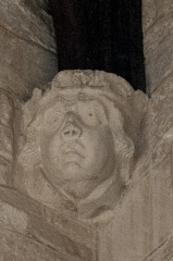 Elizabeth of York corbel
