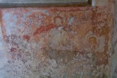 Northmoor, St Denys Church, 13th century wall painting