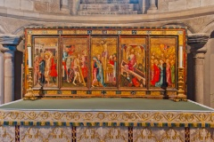 The 14th century Despenser Reredos