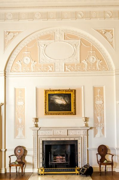 Nostell House State Dining Room