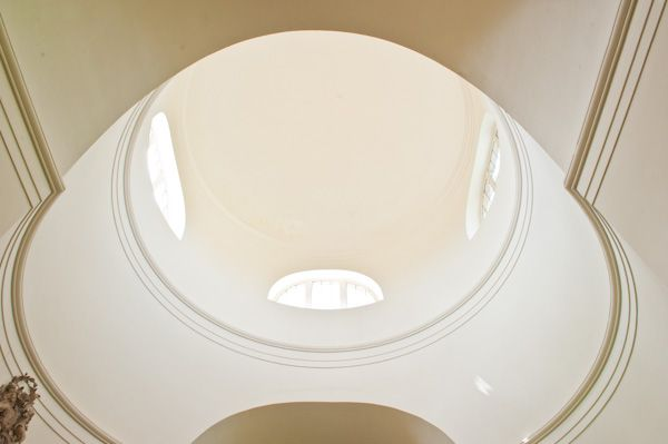 Nuneham Courtenay, All Saints Old Church photo, The central dome