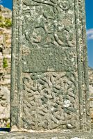 Oronsay Priory, Celtic design