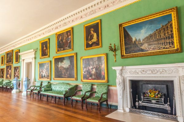 Osterley Park photo, The Long Gallery