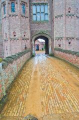Bridge and gatehouse passage