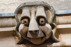 Gargoyle on New College, Oxford