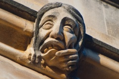Gargoyle, Brasenose College, Oxford