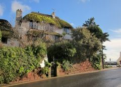 Paignton, Thatched cottage on Roundham Road (c) Derek Harper