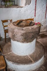 The pre-Norman font, c. 1050
