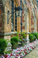 Pembroke College, Library exterior