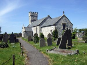 Pennard, St Mary's Church