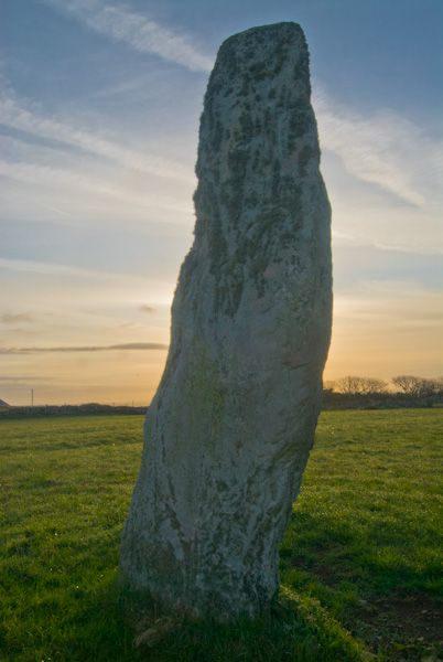 Penrhos Feilw Standing Stones photo, View 3