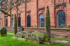 Penrith, St Andrew's Church, The Giant's Grave