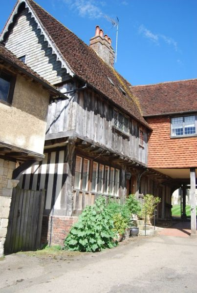 Penshurst photo, The Old Guildhouse (c) N Chadwick