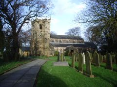 Penwortham, St Mary's Church