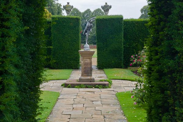 Peover Hall photo, Gardens