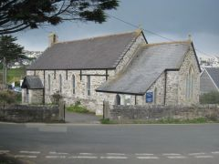Perranporth, St Michael's church (c) Rod Allday