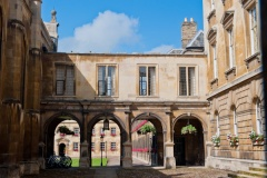 Peterhouse, Cambridge University