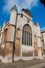 Peterhouse Chapel exterior