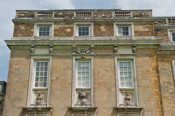 Petworth photo, The facade of Petworth House