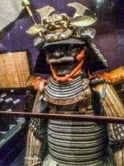 Traditional Japanese armour