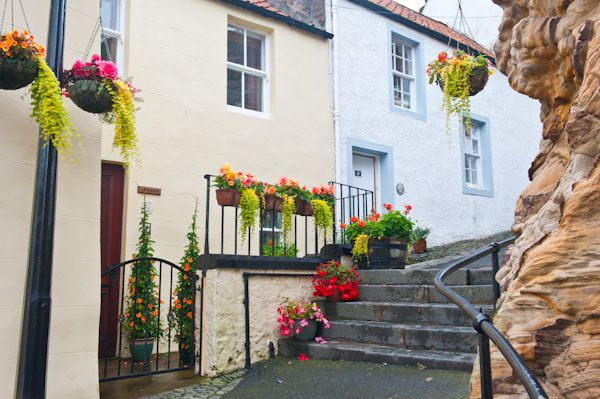 Pittenweem photo, Cottages on Cove Wynd