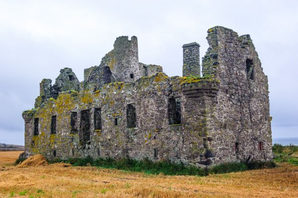 Pittulie Castle History Amp Photos Historic Aberdeenshire