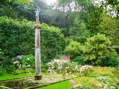 Column from Hooton Hall (c) Gareth Hughes
