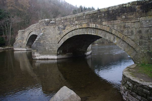 Pooley Bridge photo, The bridge at Pooley Bridge (c) Ian Taylor