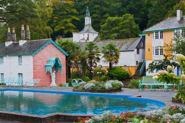 Portmeirion photo, Garden 3